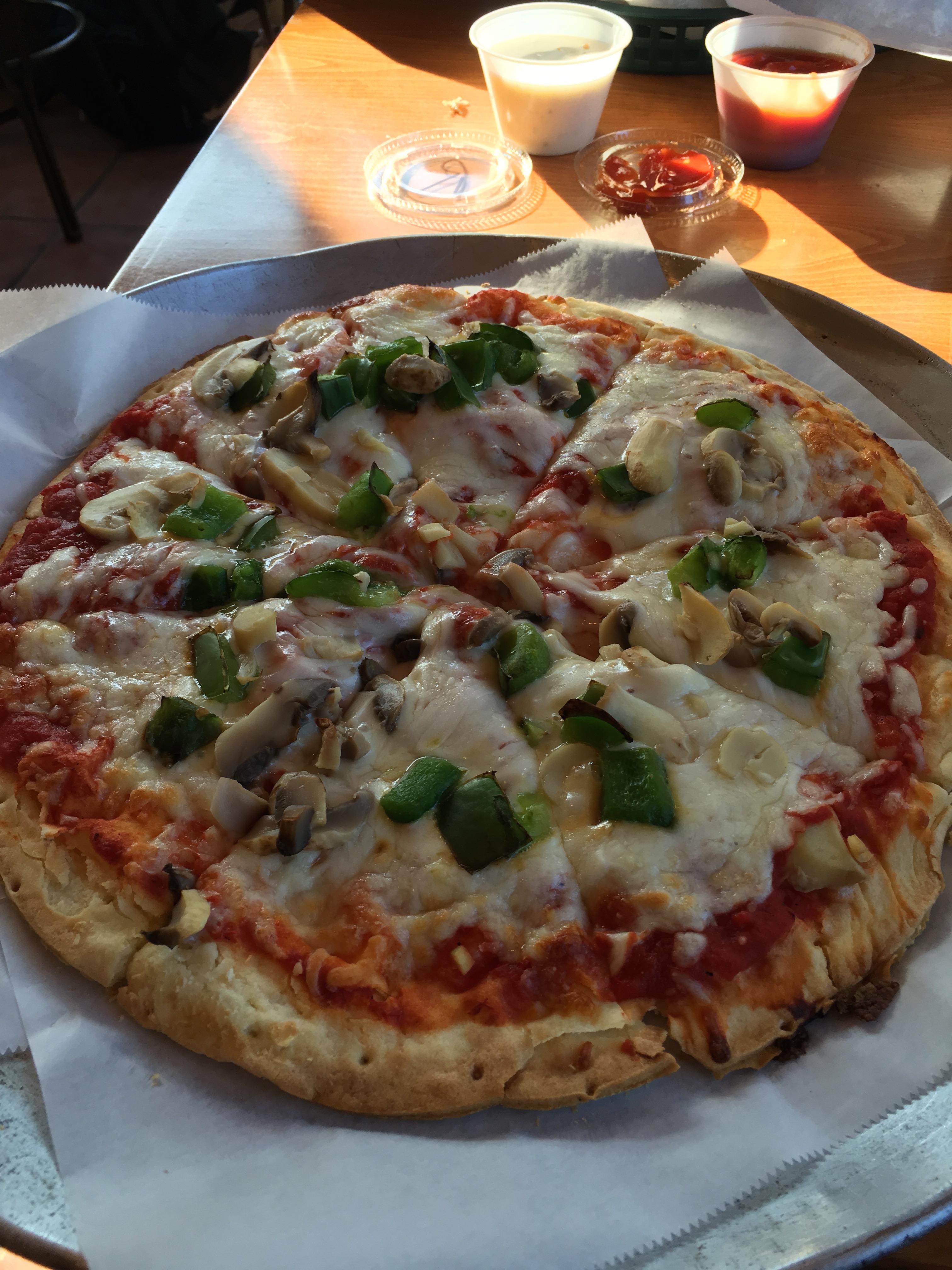 Gluten free Philly, Part 4-Slice It Up Pizza - Gluten Free ...