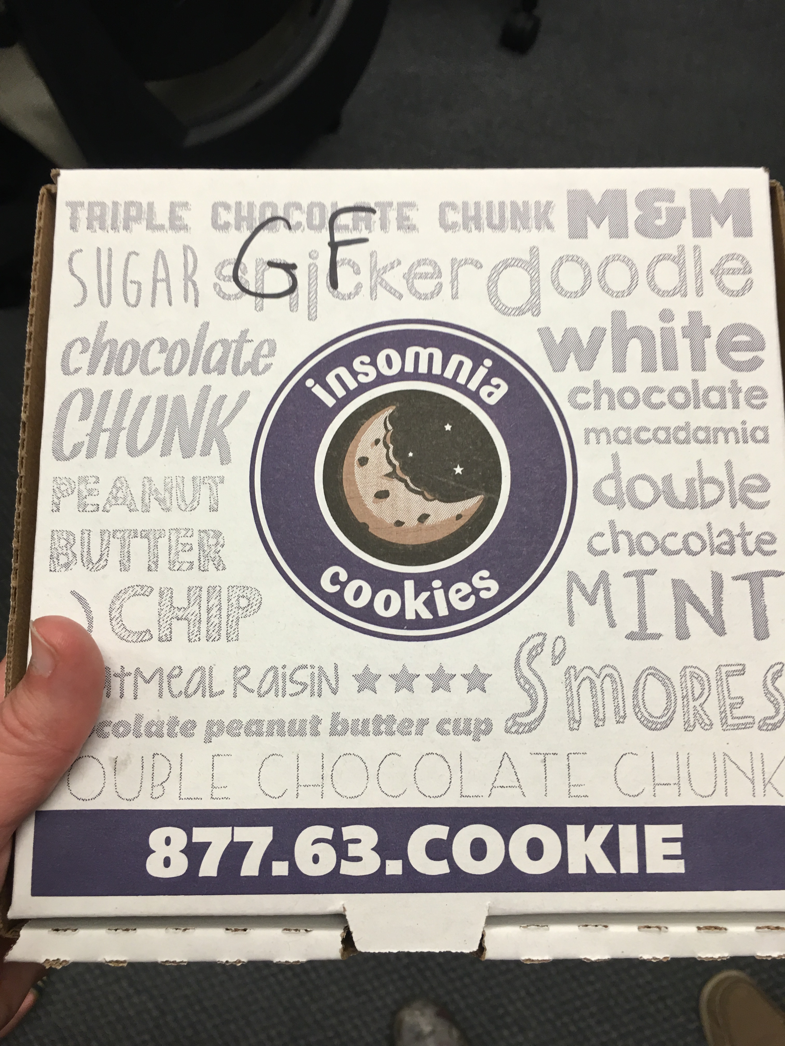The Scoop on Gluten Free Insomnia Cookies – Gluten Free And