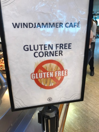 Gluten Free On Royal Caribbean Empress Gluten Free And